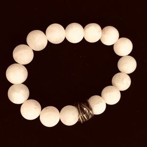 Rose Quartz-Arm Candy Bracelet *Last One*